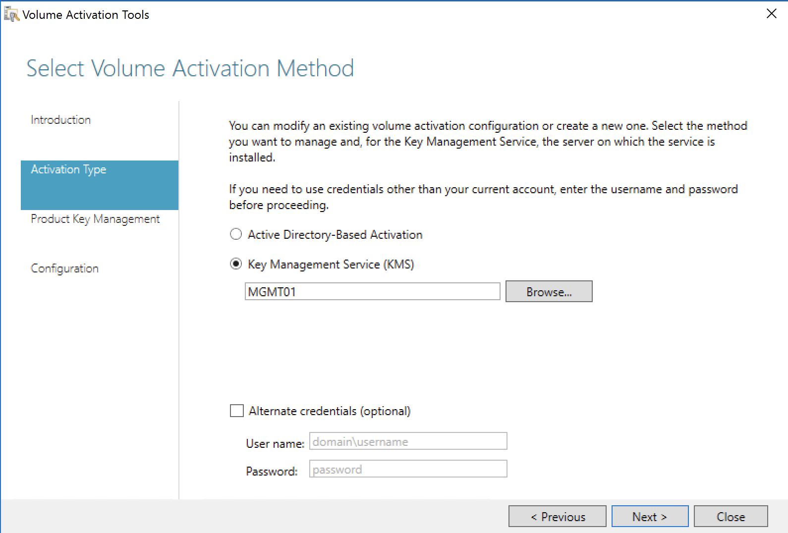 Understanding Volume Activation Services – Part 1 (KMS and