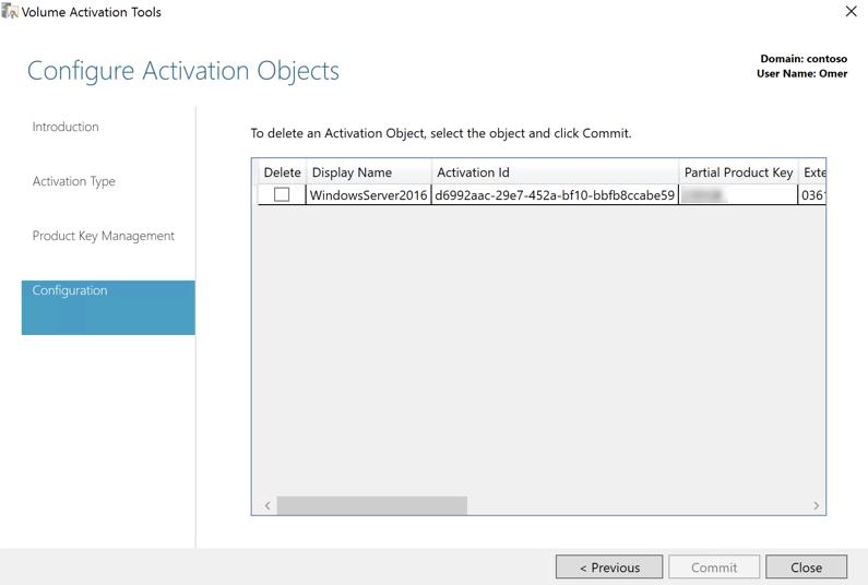 windows server 2019 activation key