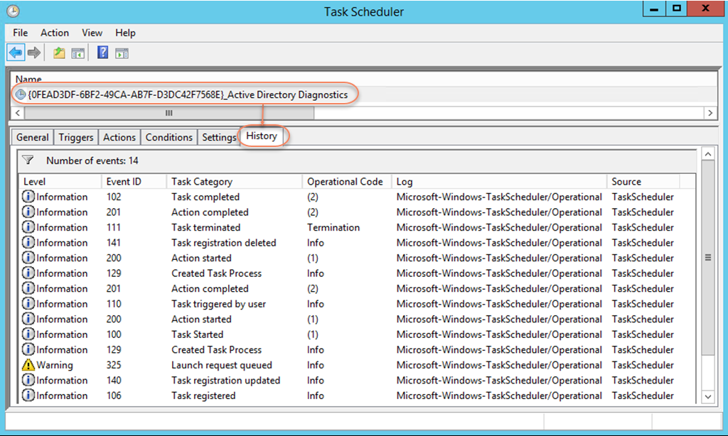 Field Notes: The case of Active Directory Diagnostics – Data