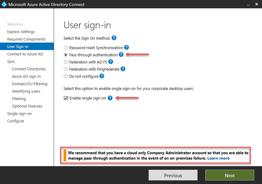 Field Notes: Azure Active Directory Connect – Custom